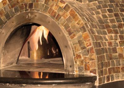 Nuestro horno Napolitano